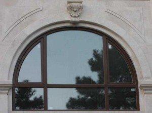 خم پنجره وین تک