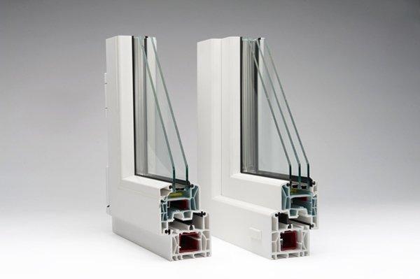تفاوت پنجره دوجداره upvc با پنجره سه جداره