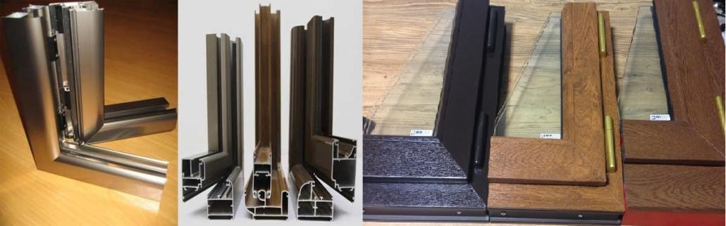 تفاوت پنجره دوجداره upvc با پنجره آلومینیومی