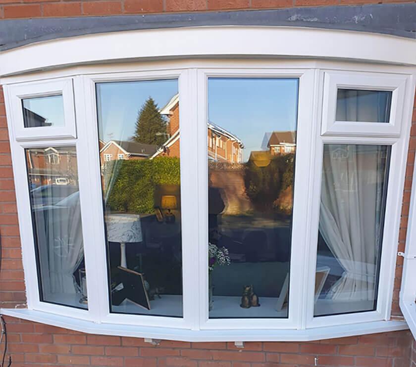 اندازه استاندارد پنجره دوجداره